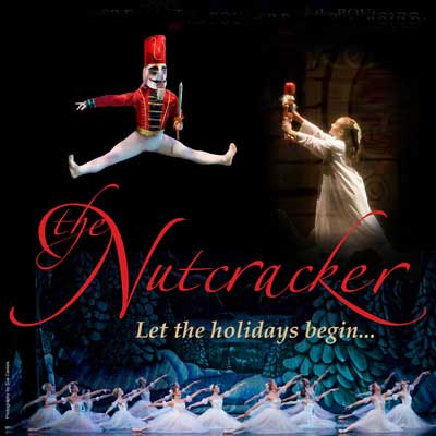 Nutcracker Ballet tv commercial