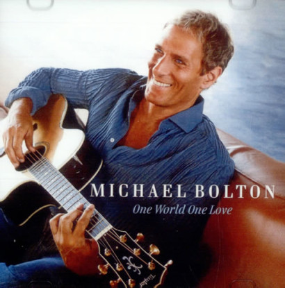 Michael+Bolton+-+One+World+One+Love+-+CD-RECORDABLE-512696