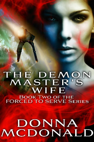 Demon Master's Wife: Forced To Serve, Book Two